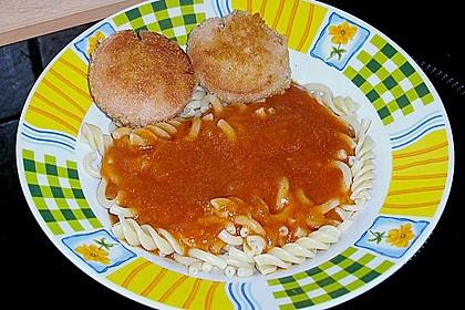 Tomatensoße wie aus der DDR Schulküche 14