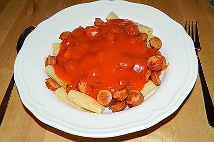 Tomatensoße wie aus der DDR Schulküche 3