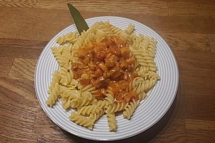 Tomatensoße wie aus der DDR Schulküche 11