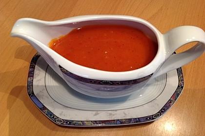 Tomatensoße wie aus der DDR Schulküche 13