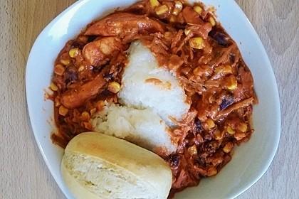 Afrikanischer Erdnusseintopf 24