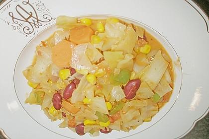 Afrikanischer Erdnusseintopf 57