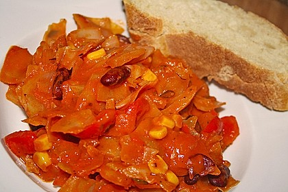 Afrikanischer Erdnusseintopf 16