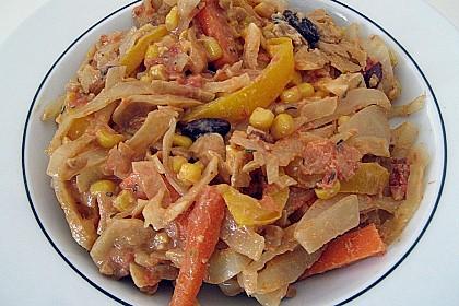 Afrikanischer Erdnusseintopf 50