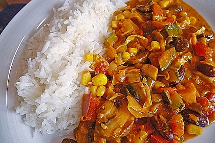 Afrikanischer Erdnusseintopf 9