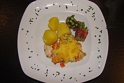 Fettarme Ofenschnitzel 12