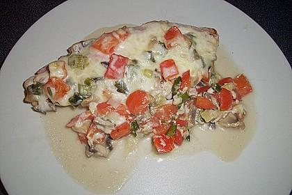 Fettarme Ofenschnitzel 11
