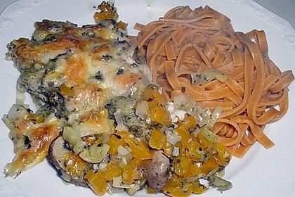 Fettarme Ofenschnitzel 13