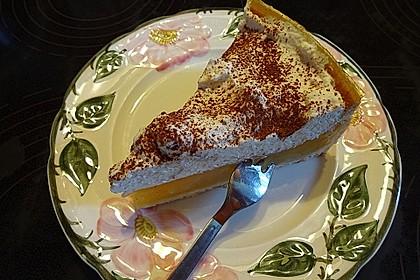 Apfelkuchen mit Sahne - Zimt - Haube 1