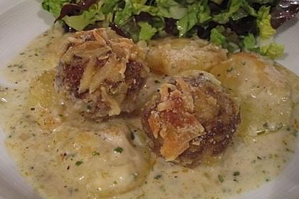 Frikadellen - Kartoffel - Auflauf 6