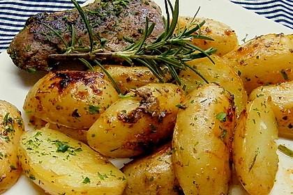 Rosmarinkartoffeln 1