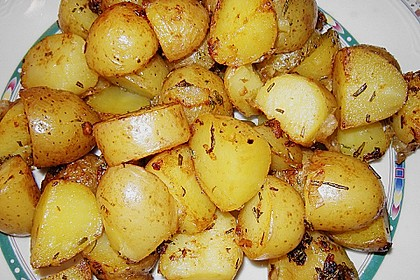 Rosmarinkartoffeln 30