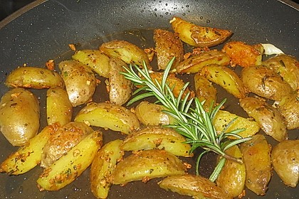 Rosmarinkartoffeln 15