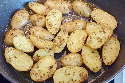 Rosmarinkartoffeln 55