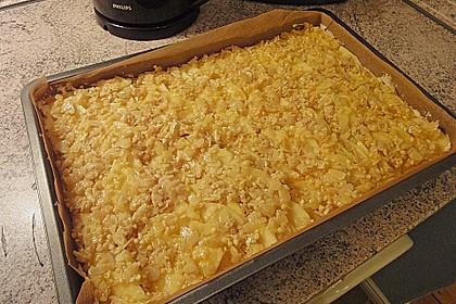 Apfelkuchen, super einfach 13