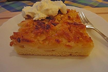 Apfelkuchen, super einfach 4