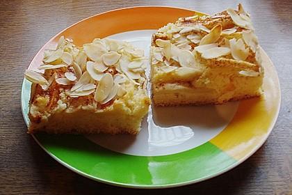 Apfelkuchen, super einfach 3