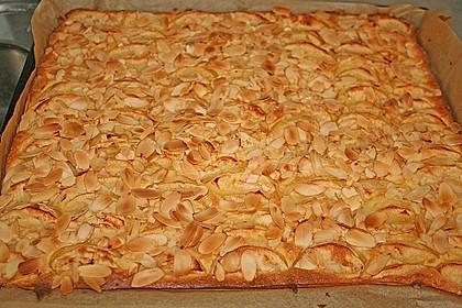 Apfelkuchen, super einfach 11
