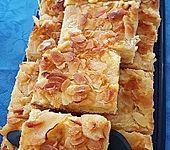 Apfelkuchen, super einfach (Bild)