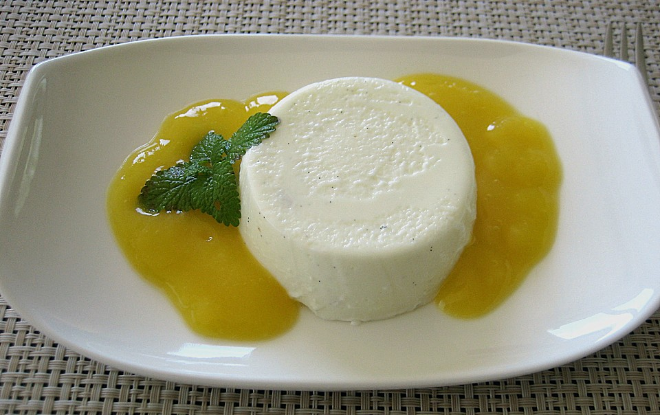 Mango Dessert Sauce Recipe — Dishmaps