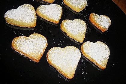 Vanille - Herzen
