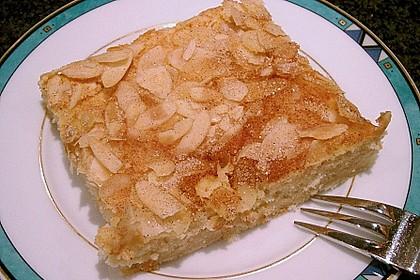 Apfelkuchen schwedisch