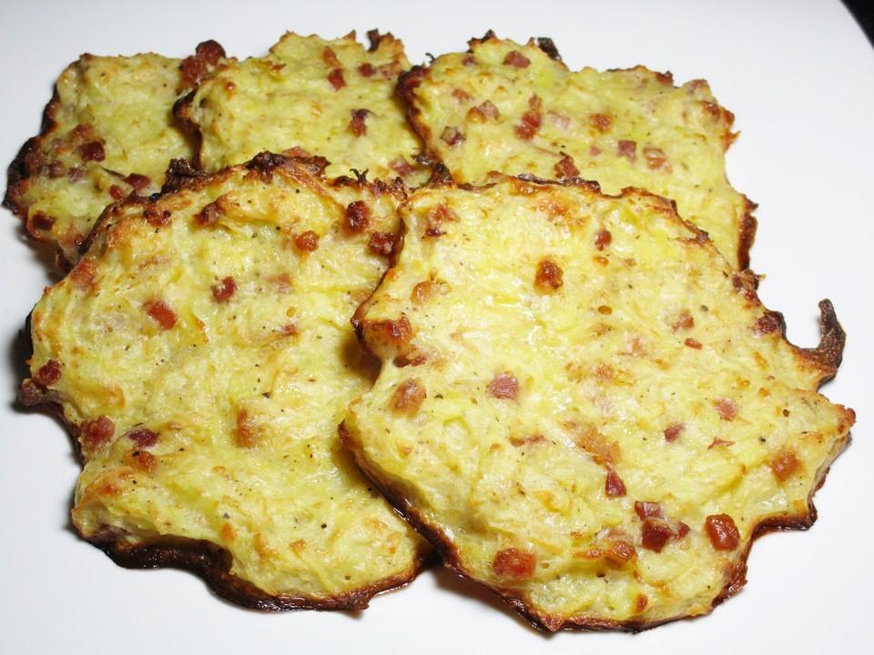 Kartoffelpuffer rezept im backofen