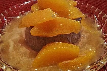 Lebkuchenparfait mit Gewürzorangen 30