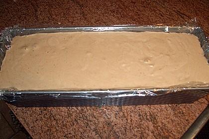 Lebkuchenparfait mit Gewürzorangen 37