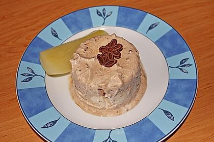 Lebkuchenparfait mit Gewürzorangen 16