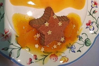 Lebkuchenparfait mit Gewürzorangen 39