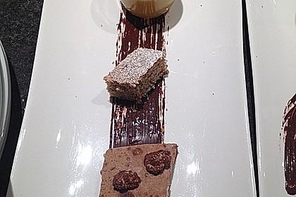 Lebkuchenparfait mit Gewürzorangen 11