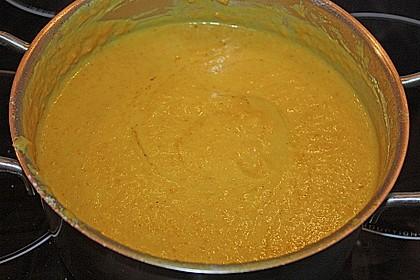 Feine Karottensuppe 12