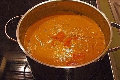 Feine Karottensuppe 15