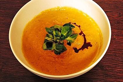 Feine Karottensuppe 3