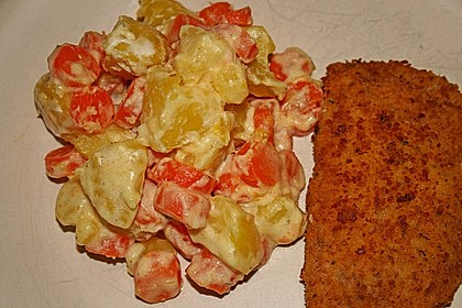 Karotten - Kartoffel - Pfanne 7