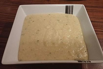 Rettich-Kartoffel Suppe 6