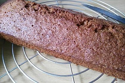 Zucchini - Kuchen (frisch & saftig) 2