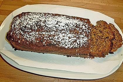 Zucchini - Kuchen (frisch & saftig)
