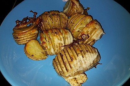 Fächerkartoffeln für Leute mit wenig Zeit 25