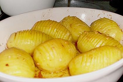 Fächerkartoffeln für Leute mit wenig Zeit 42