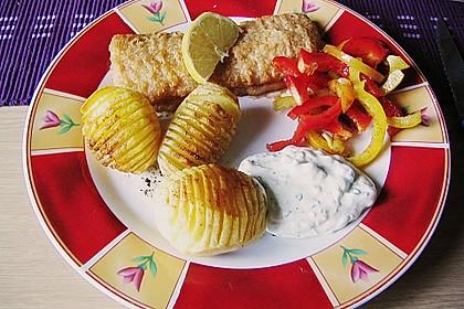 Fächerkartoffeln für Leute mit wenig Zeit 11