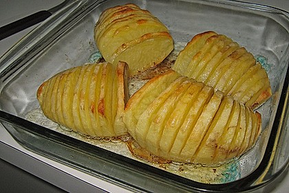 Fächerkartoffeln für Leute mit wenig Zeit 9