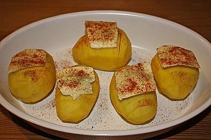 Fächerkartoffeln für Leute mit wenig Zeit 38
