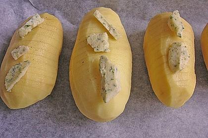 Fächerkartoffeln für Leute mit wenig Zeit 47