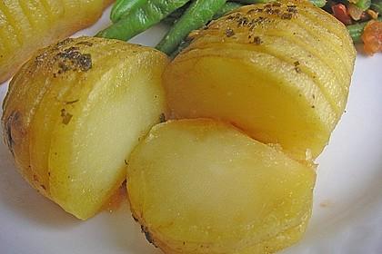 Fächerkartoffeln für Leute mit wenig Zeit 35