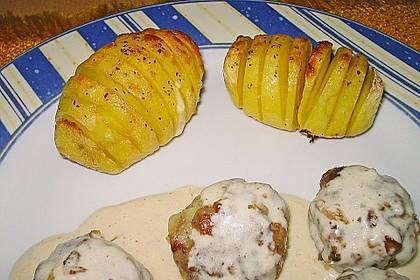 Fächerkartoffeln für Leute mit wenig Zeit 28