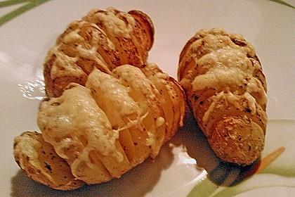 Fächerkartoffeln für Leute mit wenig Zeit 44