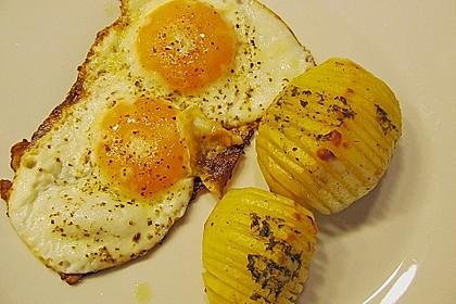 Fächerkartoffeln für Leute mit wenig Zeit 31