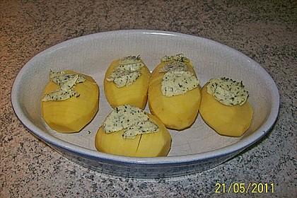 Fächerkartoffeln für Leute mit wenig Zeit 57